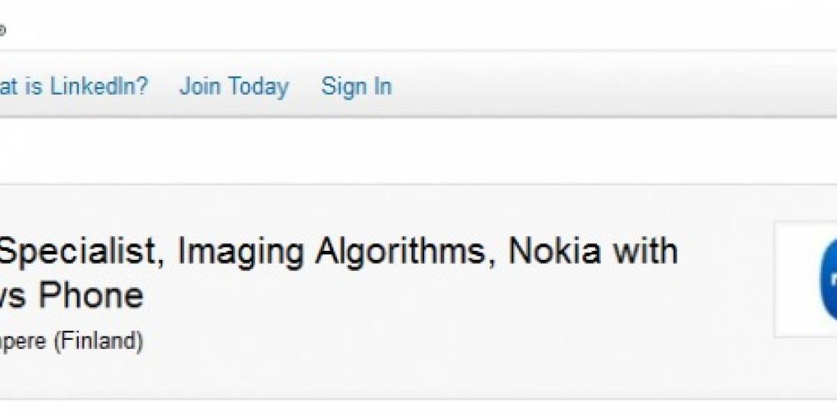Nokia ya prepara el arribo de PureView a Windows Phone