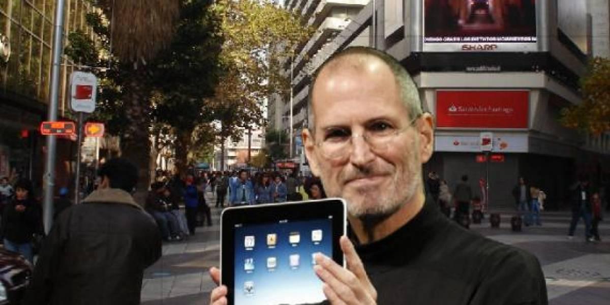 La vez que Steve Jobs casi vino a Chile