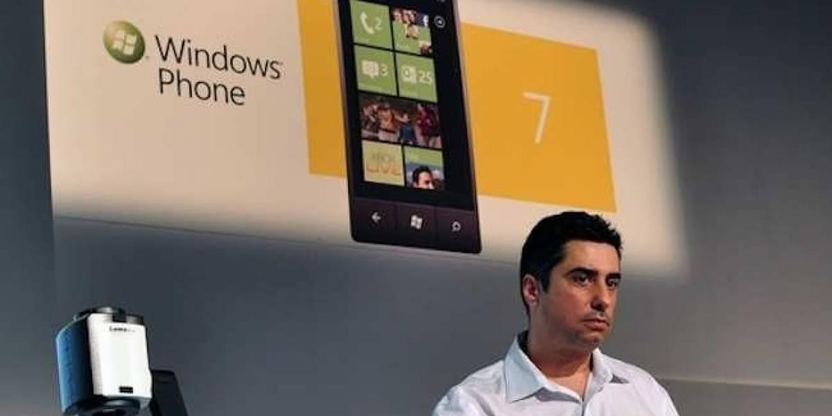 Ejecutivo de Microsoft despedido por comentar del Nokia Lumia 800 ahora trabaja en Google