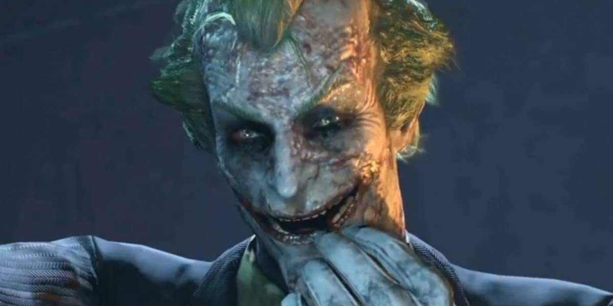 The Joker saluda en el nuevo trailer de Batman: Arkham City