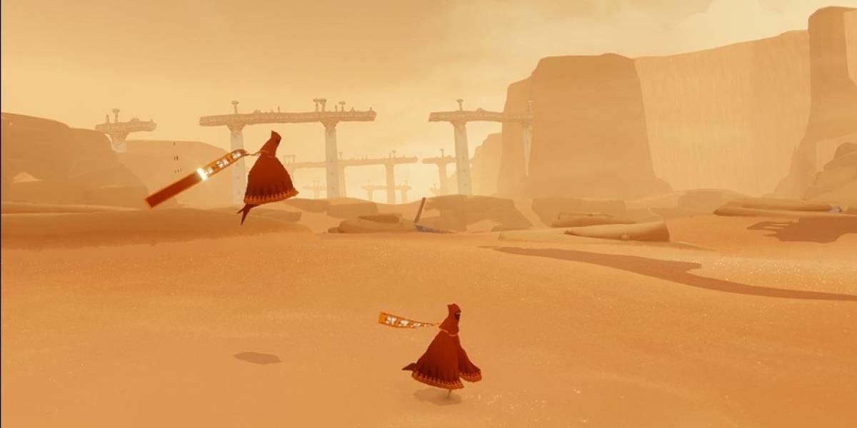 Journey muestra su notable trailer de lanzamiento