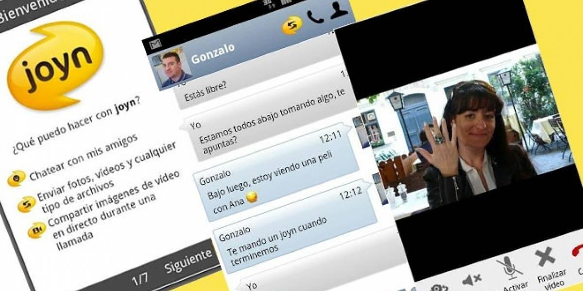 El Whatsapp de las operadoras españolas avanza: Movistar ya ofrece Joyn a sus clientes