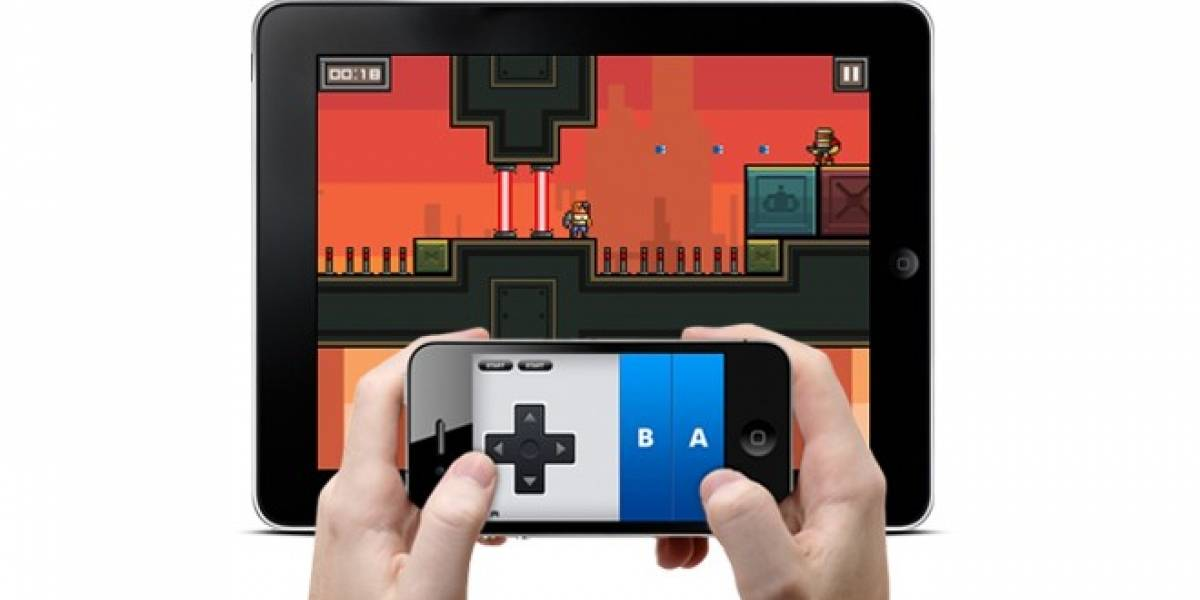 Joypad Legacy convierte a tu iPhone en mando de videojuegos para un iPad, PC o Mac