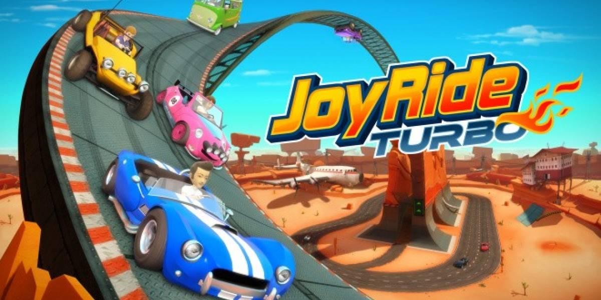 Joy Ride Turbo, anunciado para XBLA ¡y sin Kinect!
