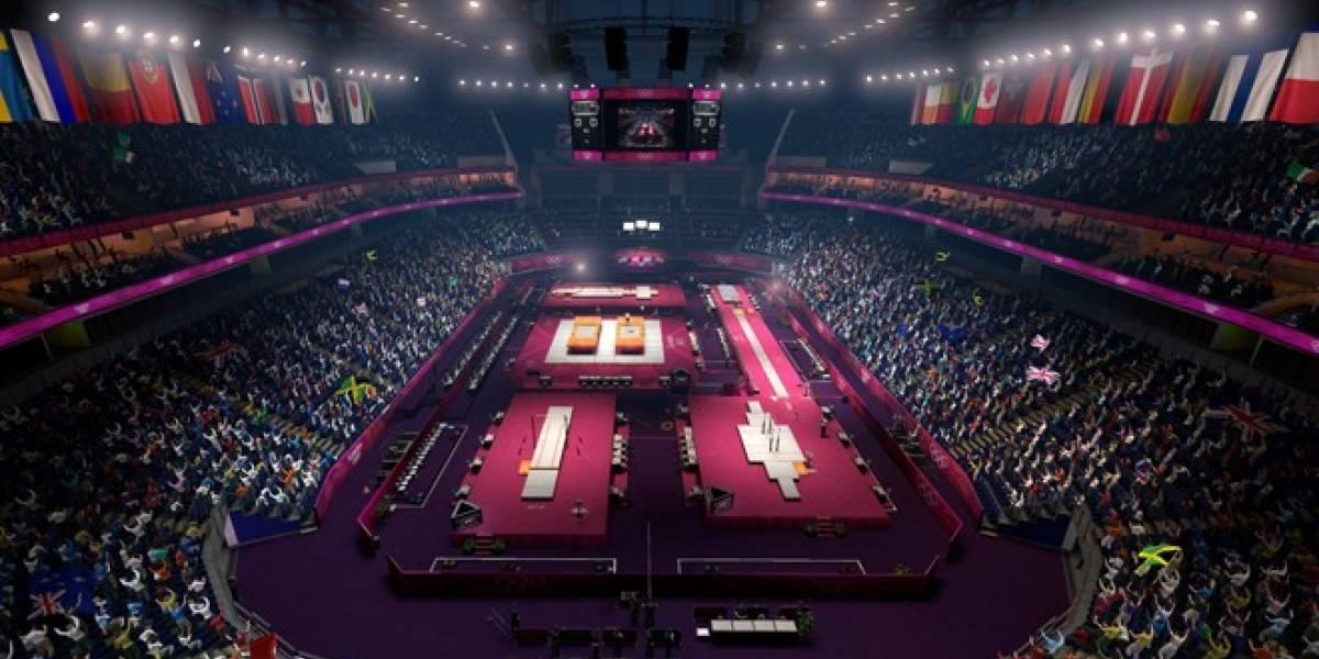 Sega le pone fecha de salida al juego oficial de las olimpiadas de Londres 2012