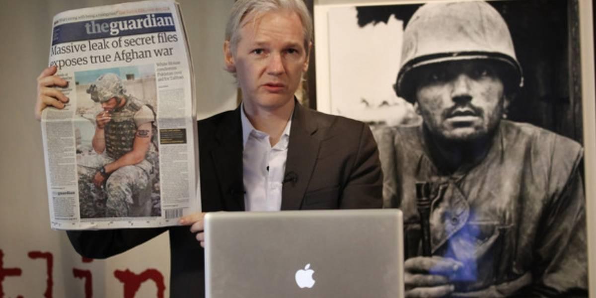 La vida del fundador de Wikileaks al teatro