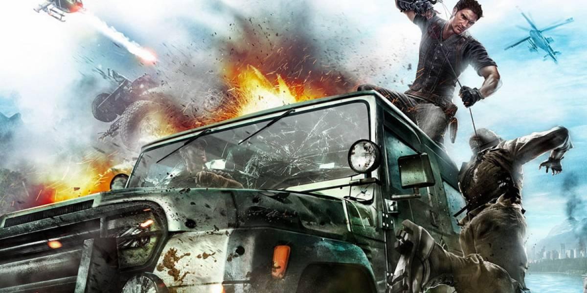 Futurología: Just Cause 3 se encuentra en desarrollo y se lanzará en el 2012 [Actualizado]