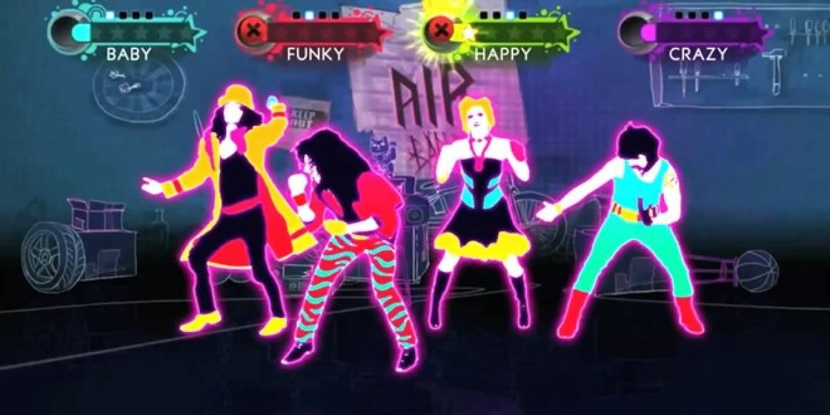 La franquicia de Just Dance ha vendido más de 25 millones de unidades