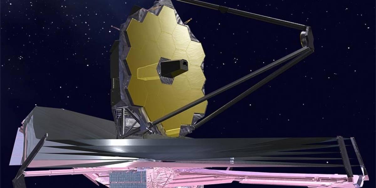 Estados Unidos evalúa cancelar el telescopio James Webb, sucesor del Hubble