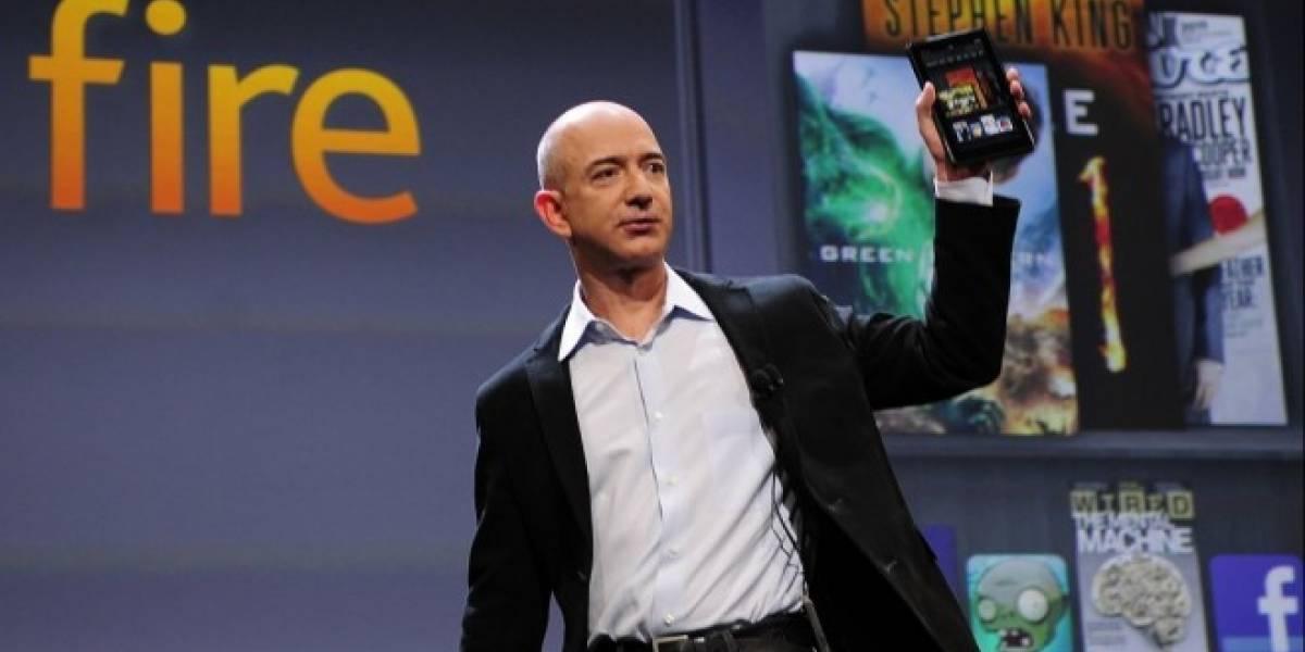 El Kindle Fire se ubicará holgadamente en el segundo lugar de las tabletas más vendidas