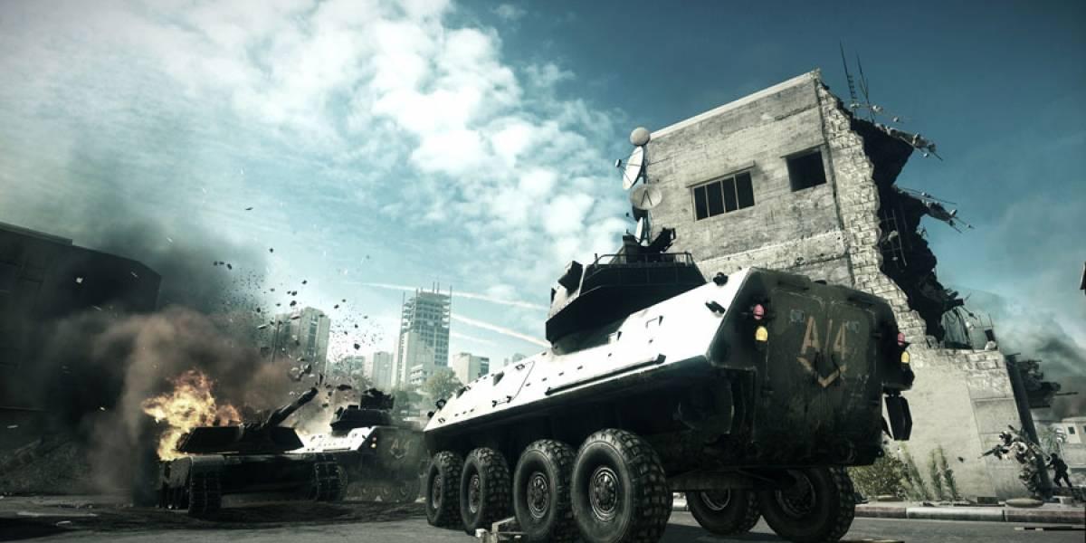 Battlefield 3 en PS3 se actualiza y ahora permite arrendar servidores dedicados