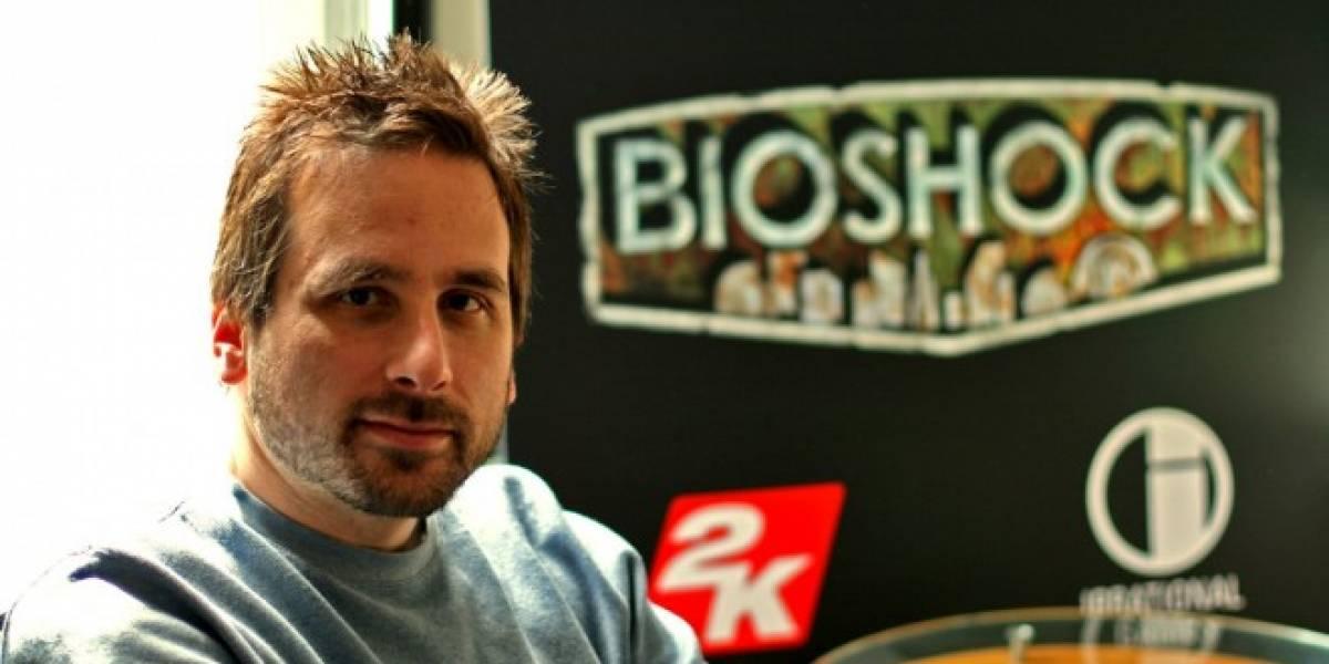 Ken Levine pausa desarrollo de Bioshock para Vita