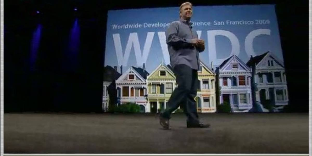 Keynote Phil Schiller en vídeo ya disponible [WWDC09]