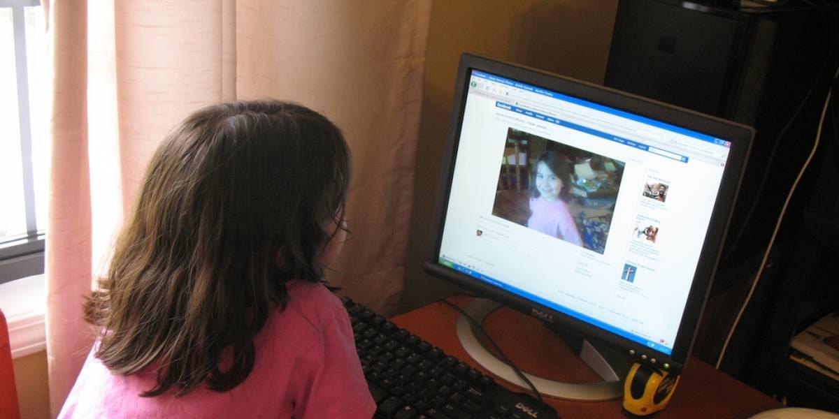 Menores de 13 años burlan políticas de ingreso a Facebook
