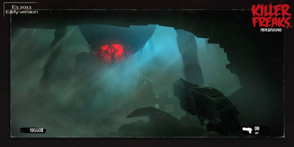 Ubisoft anuncia Killer Freaks, exclusivo para Wii U [E3 2011]