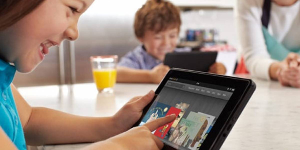Rumor: Próximo Kindle Fire será lanzado el 31 de julio