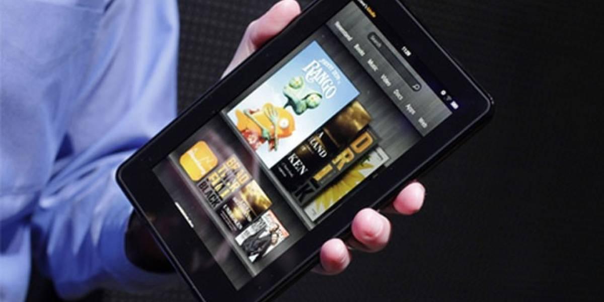 Futurología: Amazon estaría preparando el lanzamiento de un móvil propio