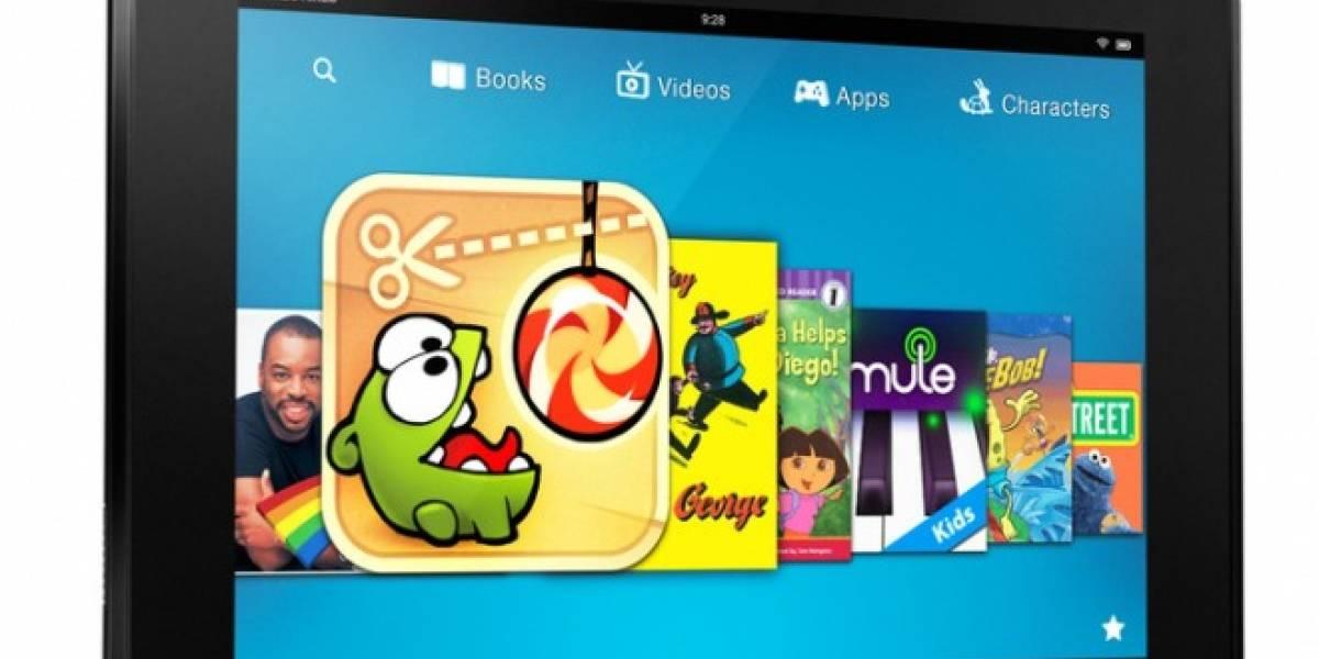 Amazon asegura que los avisos en los nuevos Kindles serán optativos