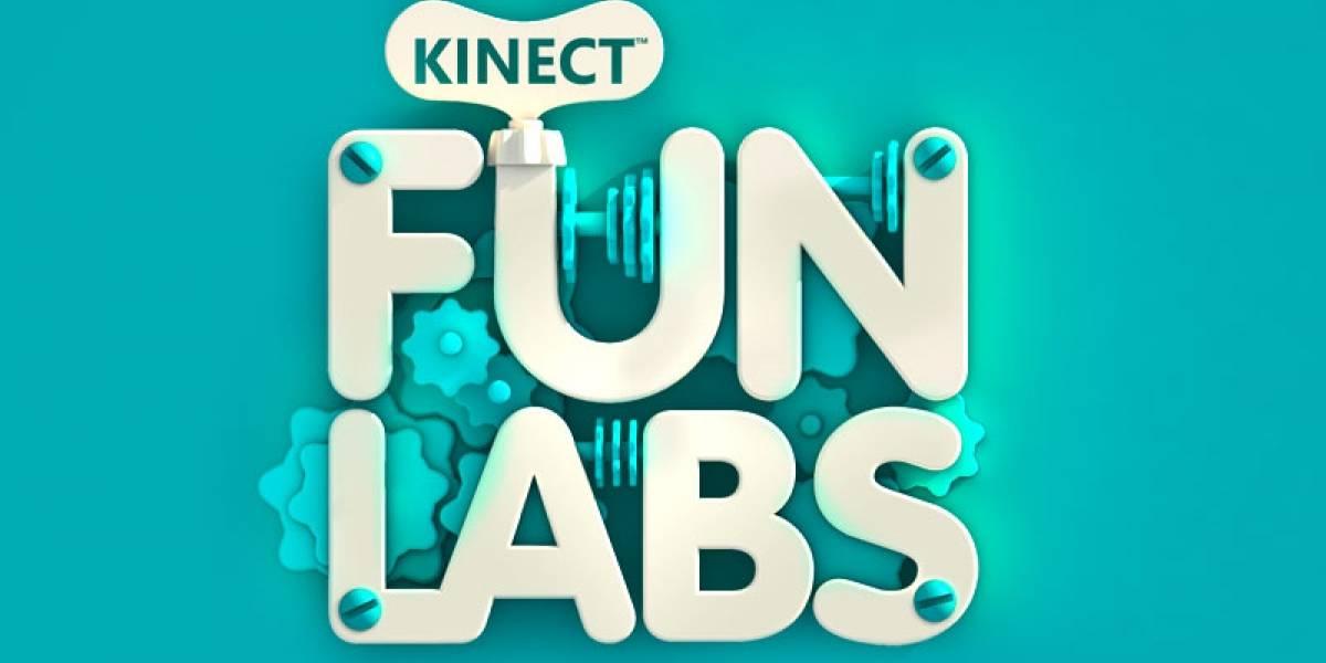 Se revela Kinect Fun Labs [E3 2011]