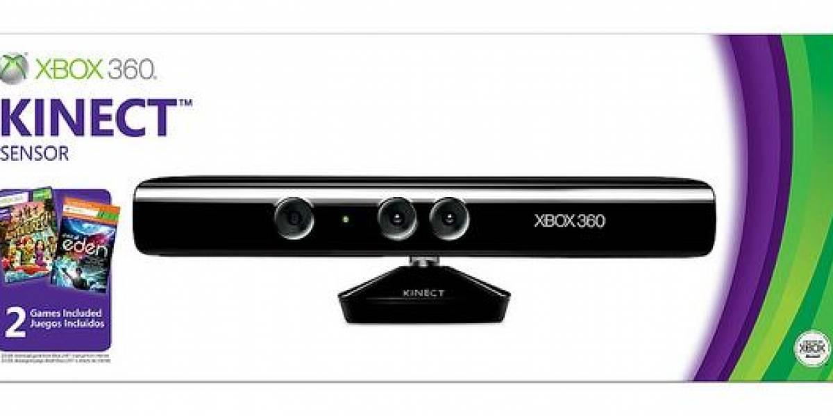 Kinect estrena bundle la próxima semana