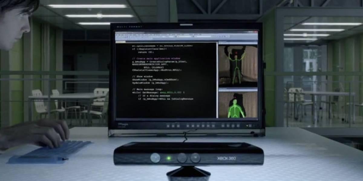 Microsoft lanzará SDK para aplicaciones comerciales de Kinect