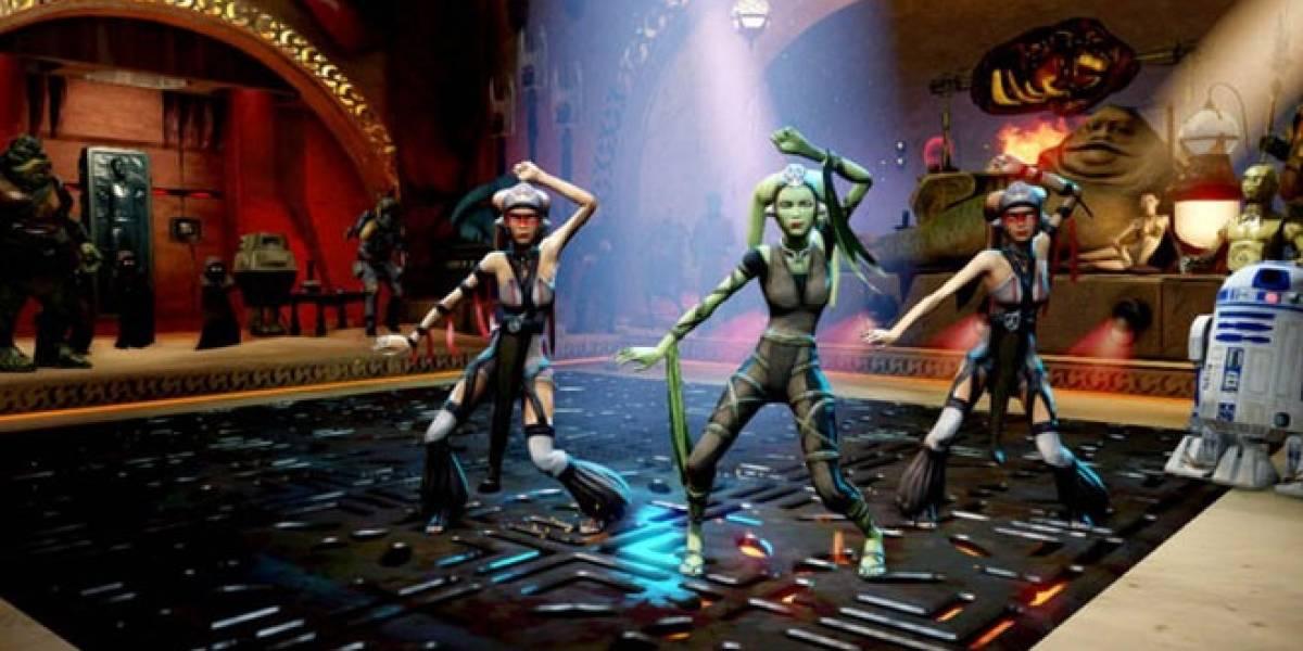Kinect Star Wars debuta en la cima de ventas en el Reino Unido