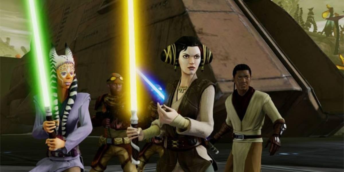España: Microsoft organizará evento de Kinect Star Wars la próxima semana