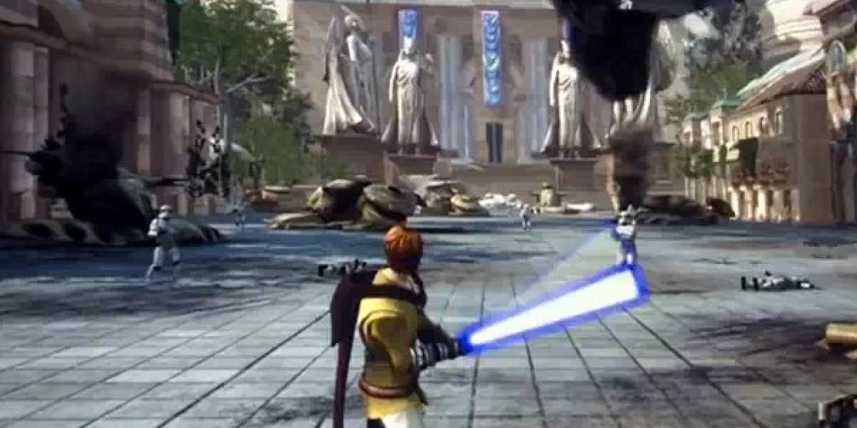 Futurología: Star Wars Kinect se revelará en E3 2011