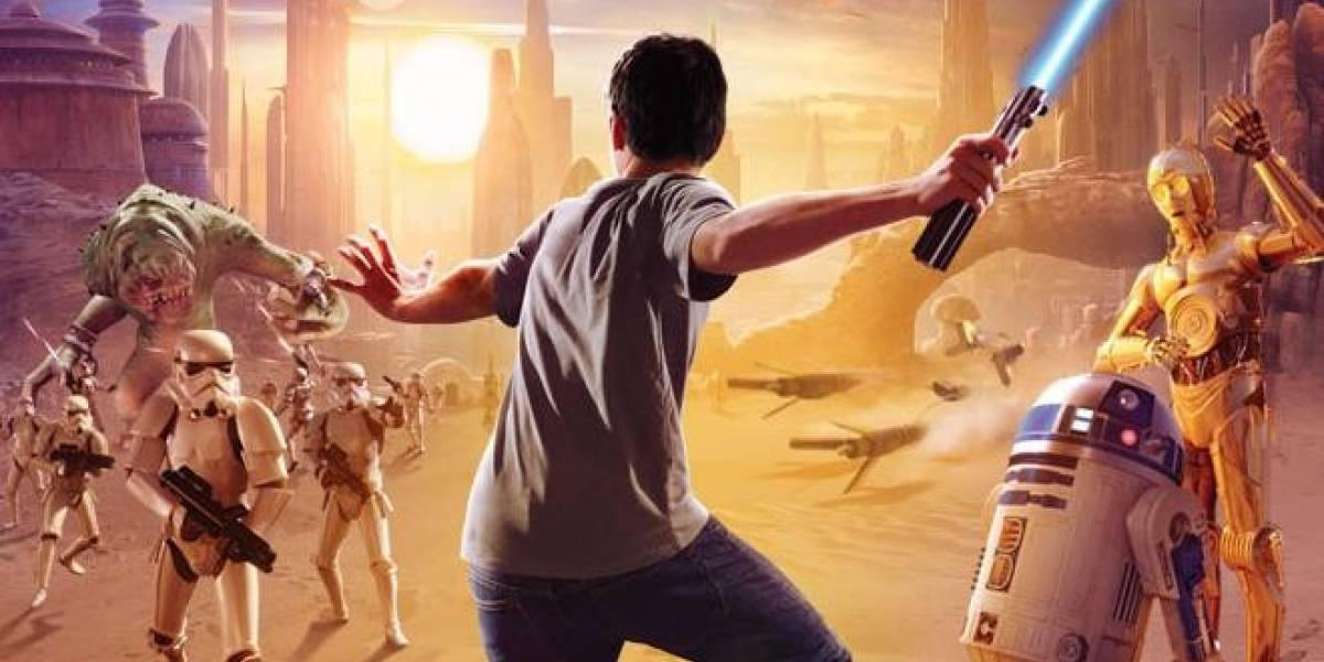 NB Labs: Kinect Star Wars