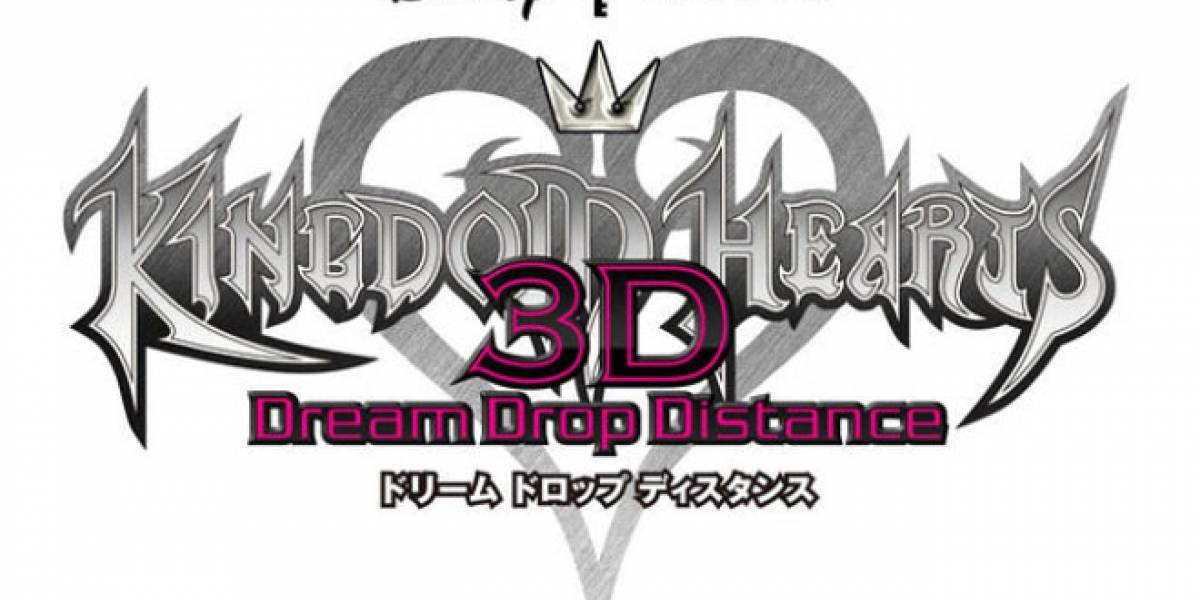 Kingdom Hearts 3D recibe un nuevo trailer