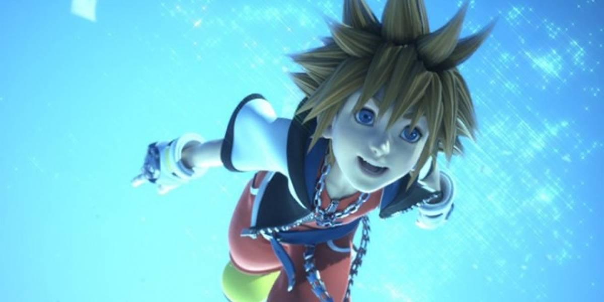 Kingdom Hearts 3D: Dream Drop Distance ya tiene fecha de lanzamiento en Europa