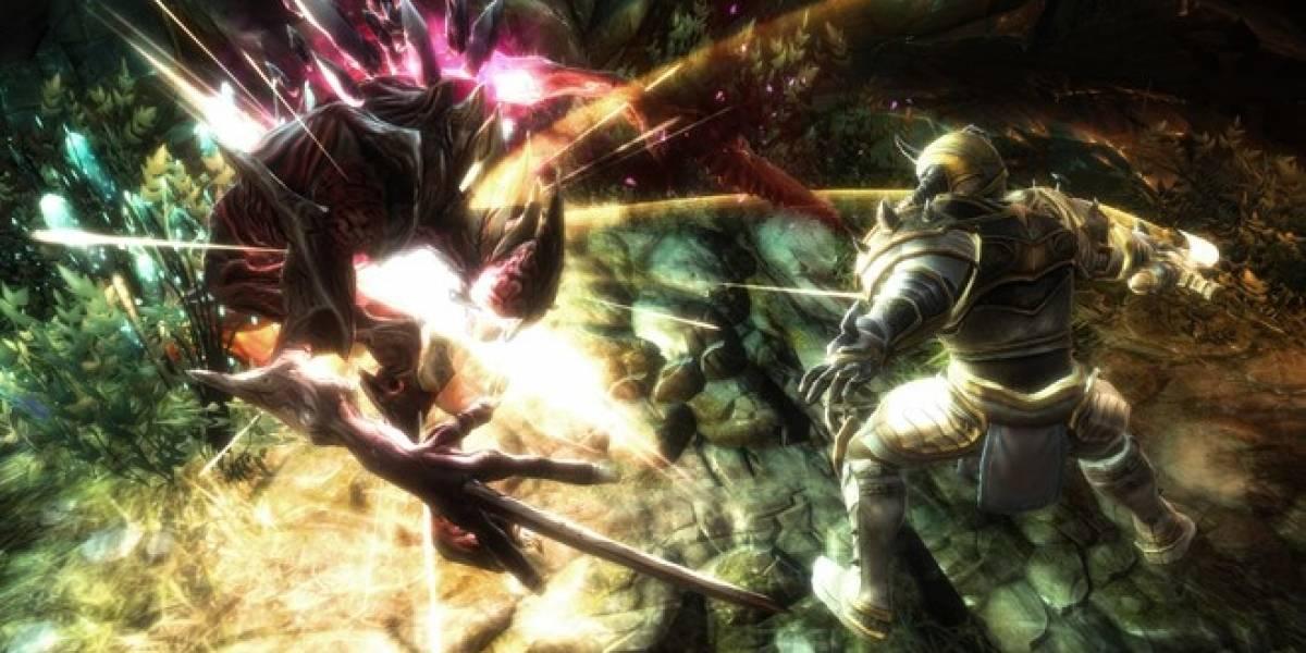 El trailer de lanzamiento de Kingdoms of Amalur: Reckoning es mágico