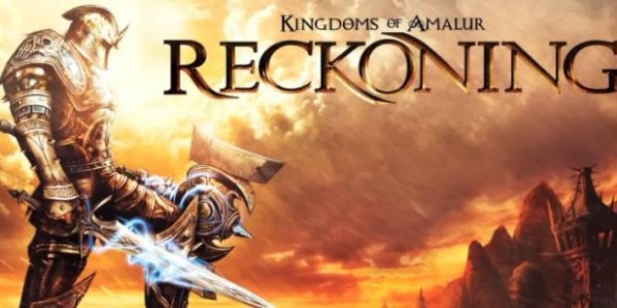 Desarrollador de Kingdoms of Amalur: Morrowind, Oblivion y Skyrim son el mismo juego