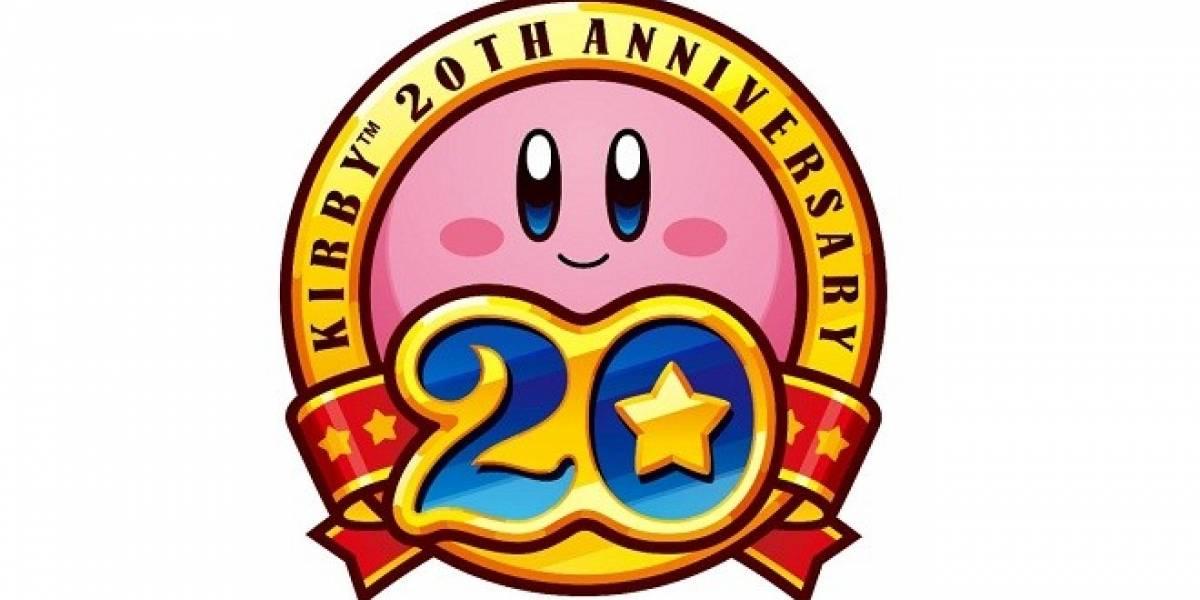 Kirby celebrará sus 20 años con recopilatorio en Wii