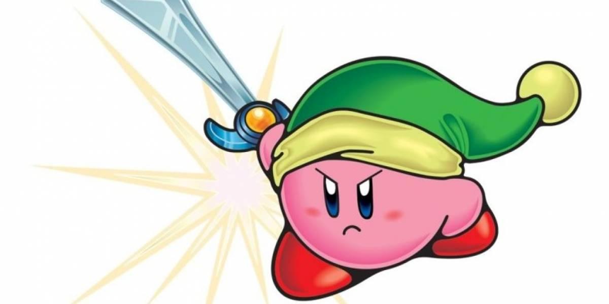 Doble función: videos de Zelda y Kirby para Wii