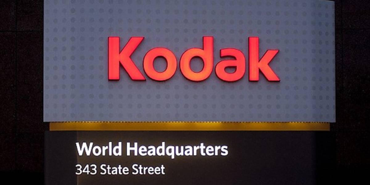 Kodak pierde demanda por patentes contra Apple y RIM