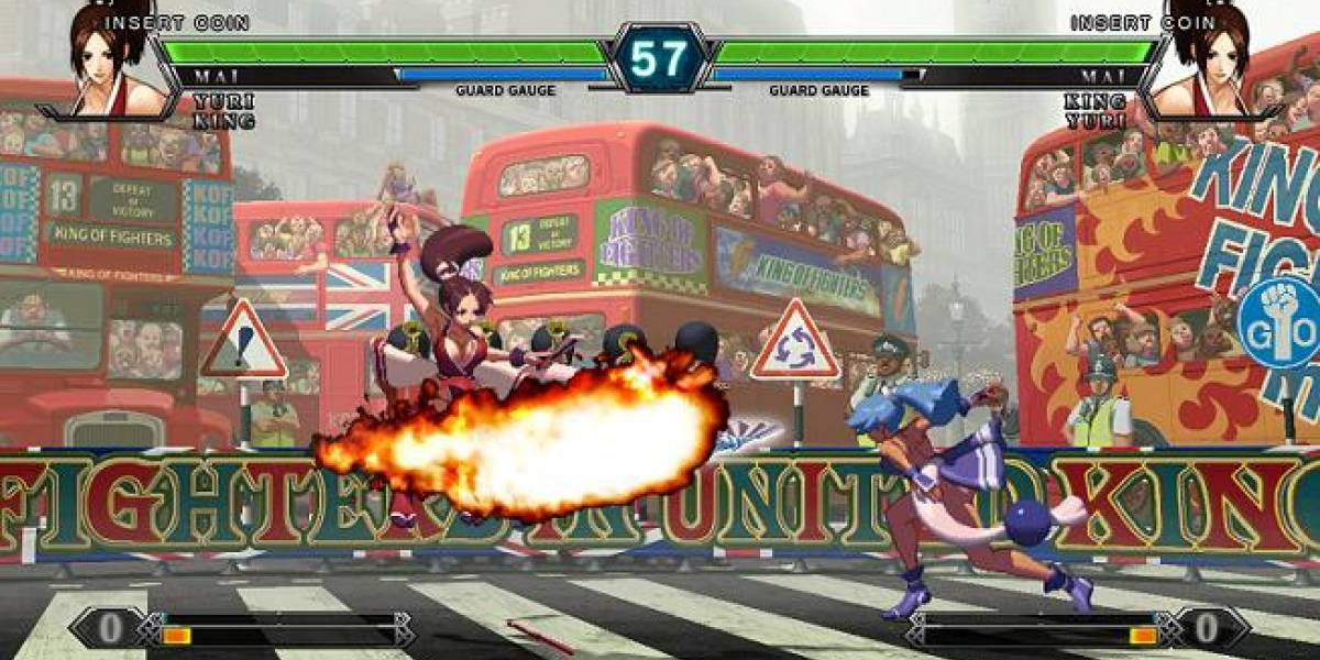 King of Fighters XIII será lanzado en América