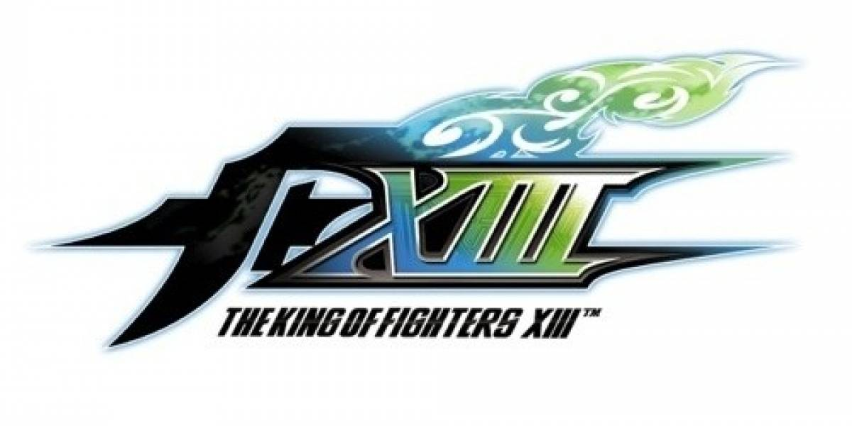 Se viene King of Fighters XIII
