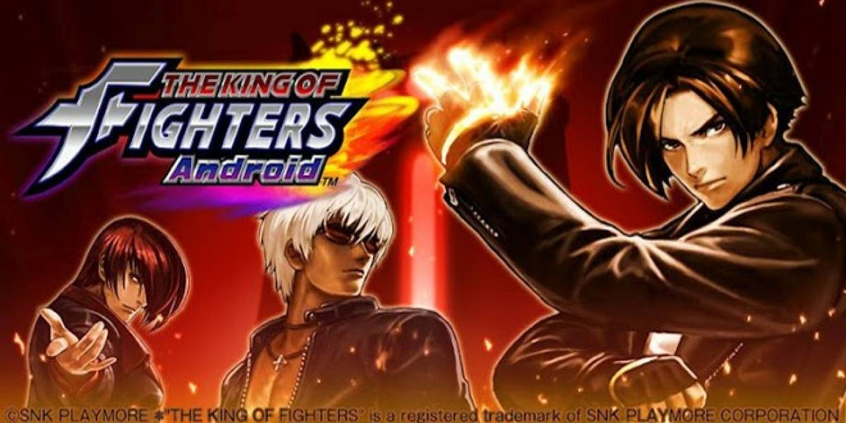 Pelea en tu smartphone con The King of Fighters Android