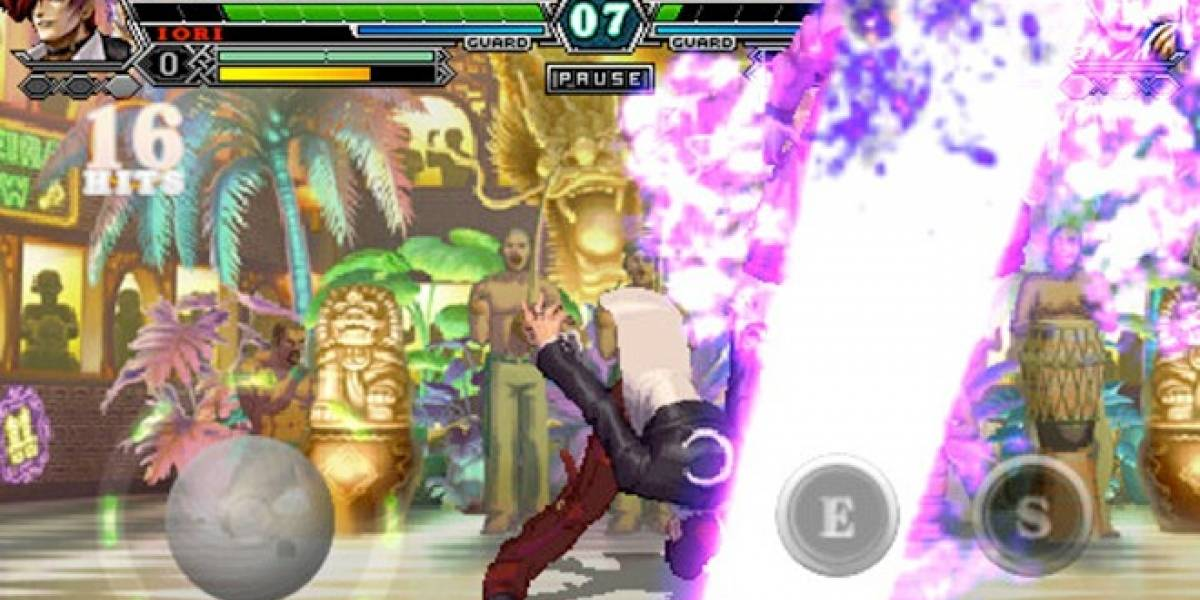 The King of Fighters-i 2012 ya disponible para iPhone