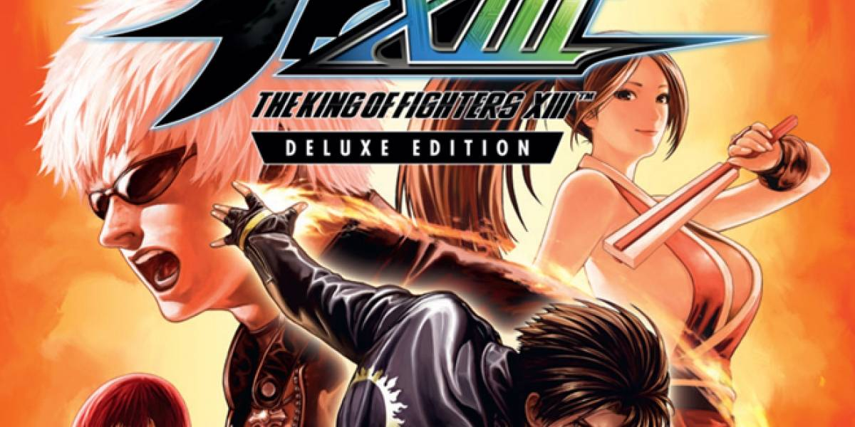 Este fin de semana hay Torneo de King of Fighters XIII en Madrid