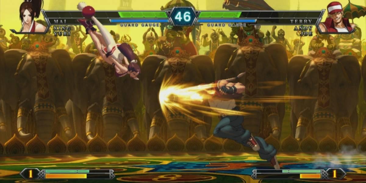 Atlus se refiere a los problemas de KOF XIII