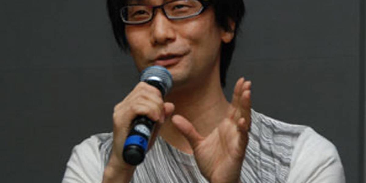Kojima recibirá galardón en Gamelab 2011, la feria de videojuegos española