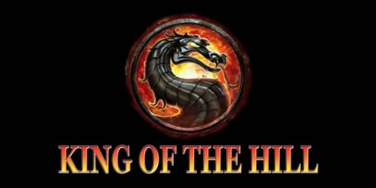 Mortal Kombat revivirá la experiencia arcade de antaño con el modo King of the Hill