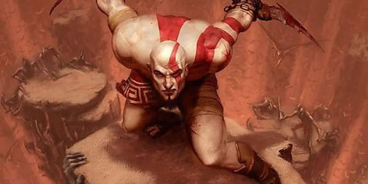 Actor de God of War dice que el juego saldrá en 2018