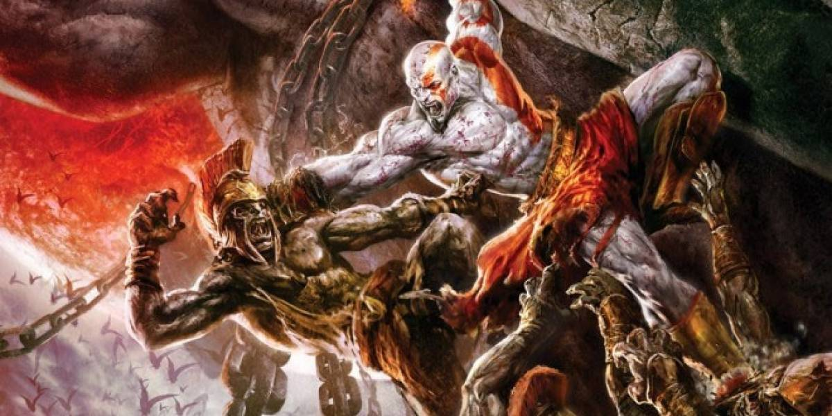 Se siguen alimentando los rumores de God of War IV