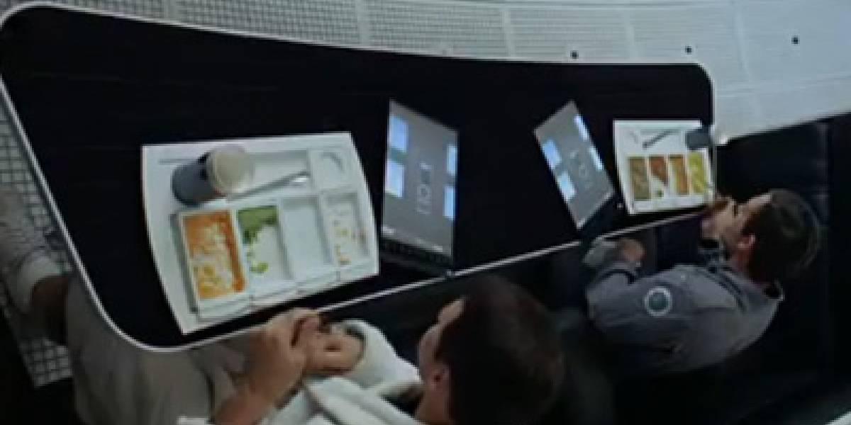 Samsung alega que el origen del iPad está en 2001: Odisea del Espacio