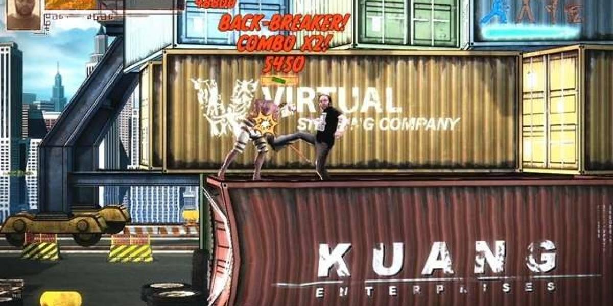 Kung-Fu Live estará también en Kinect