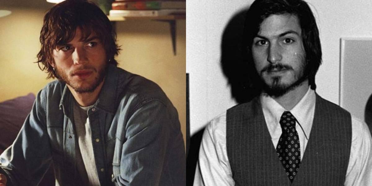 Ashton Kutcher será Steve Jobs en nueva película