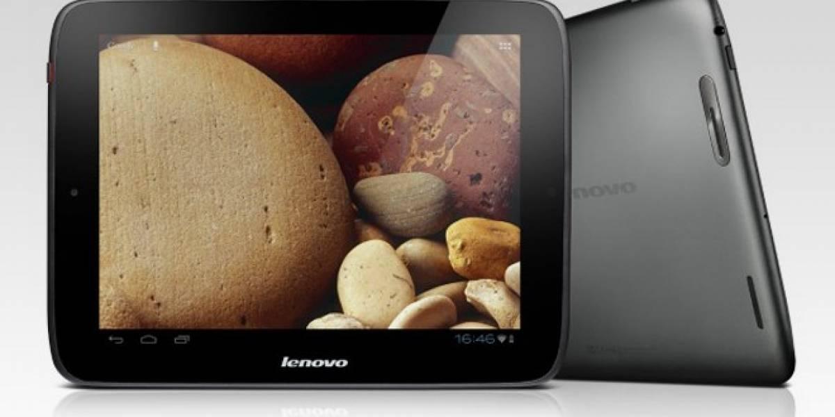 Lenovo IdeaTab S2109: Pantalla HD, Ice Cream Sandwich y súper sonido a USD$349